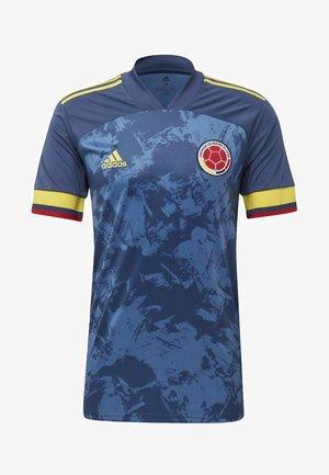 COLOMBIA AWAY JERSEY - Koszulka reprezentacji - blue