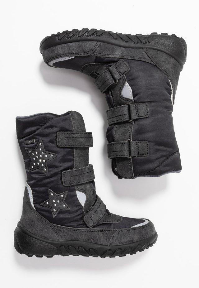 Vinterstøvler - black/ash