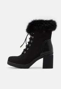 Laura Biagiotti - Platform ankle boots - black - 1