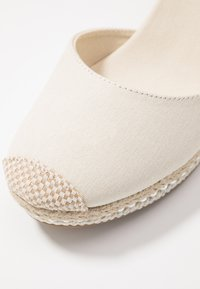 New Look - TUSCANY - High heeled sandals - offwhite - 2
