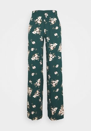 VMSIMPLY EASY WIDE PANT  - Trousers - ponderosa pine