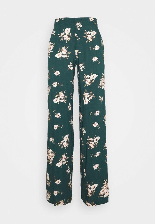 VMSIMPLY EASY WIDE PANT  - Pantalones - ponderosa pine
