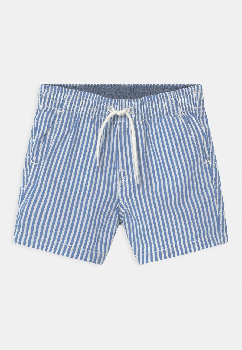 GAP - SEERSUCKER - Shorts - blue