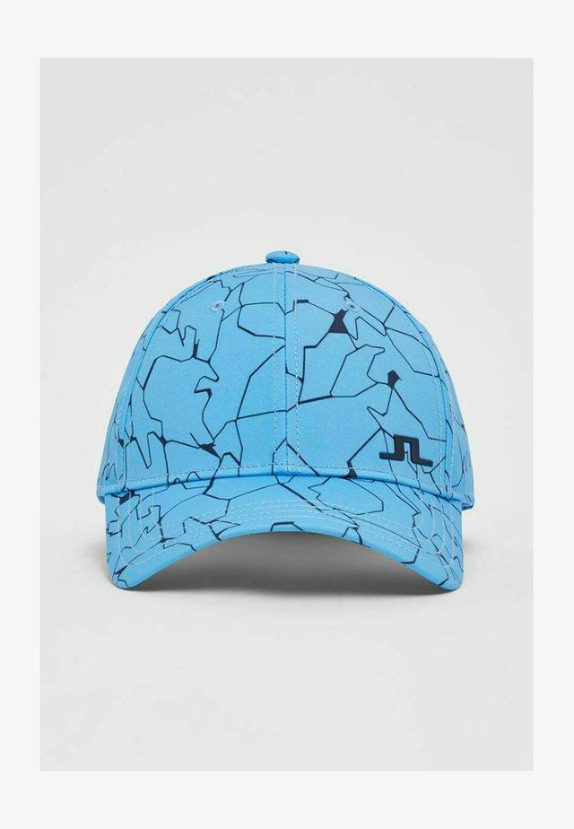 LUDVIG - Casquette - slit ocean blue