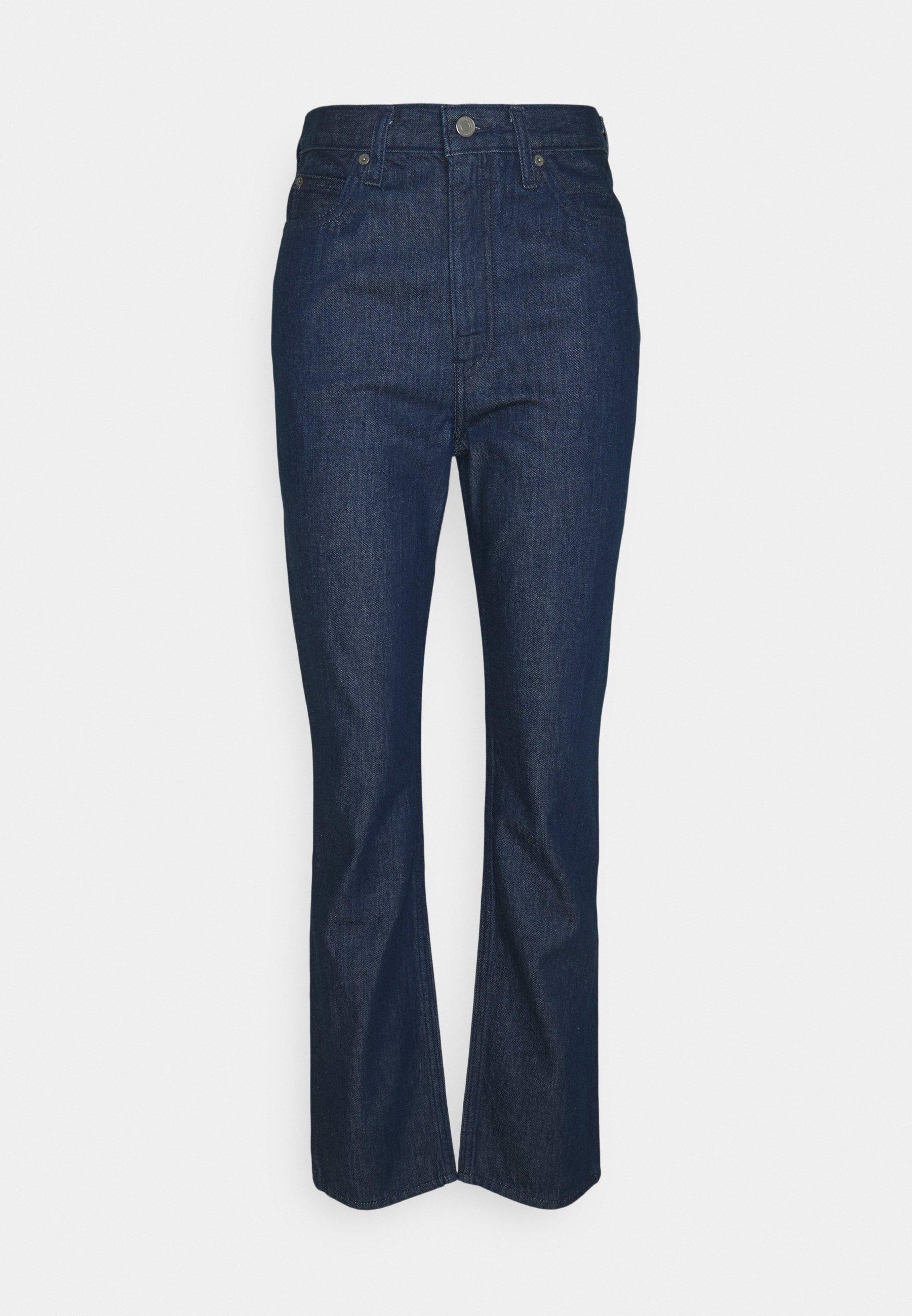Women WLTRD 70S HIGH STRAIGHT - Straight leg jeans