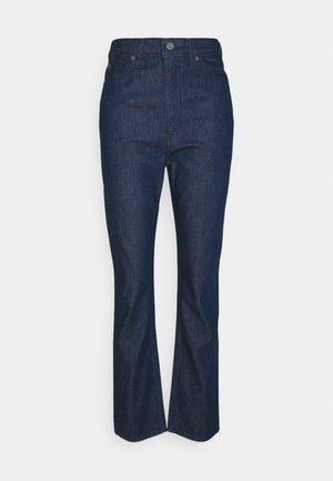 WLTRD 70S HIGH STRAIGHT - Straight leg jeans - botanic indigo