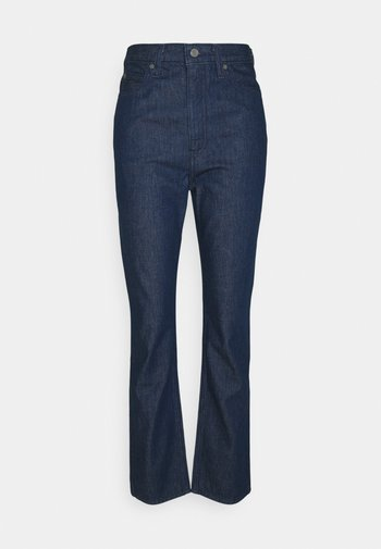 WLTRD 70S HIGH STRAIGHT - Jeans a sigaretta - botanic indigo