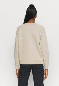 Peak Performance - ORIGINAL LIGHT CREW - Sweatshirt - celsian beige - 2