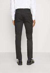 Jack & Jones PREMIUM - JPRFRANCO - Spodnie materiałowe - black - 2