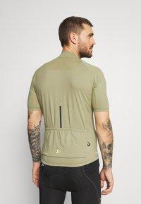 Craft - ENDUR - T-shirt med print - forest - 2