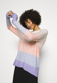 GAP - COZY SOFT CREW TUNIC - Jumper - rugby pink - 3