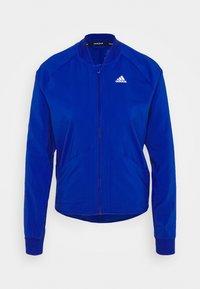 Training jacket - team royal blue/white