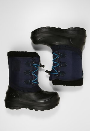 ISTIND - Winter boots - mid blue/black