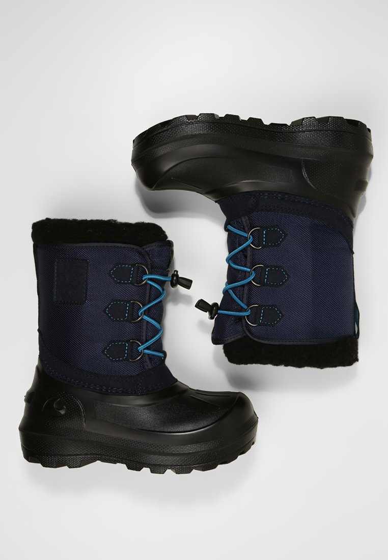 Viking - ISTIND - Zimní obuv - mid blue/black