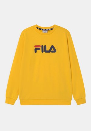 VIOLO LOGO CREW UNISEX - Sweatshirt - lemon chrome