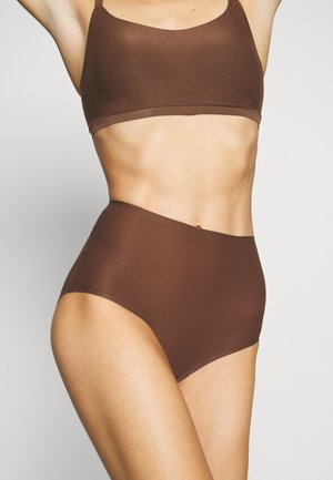 SOFT STRETCH - Briefs - noyer