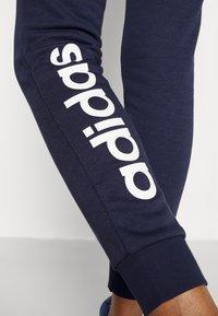 adidas Performance - Pantalones deportivos - legend ink/white - 4