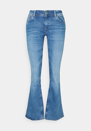 NEW PIMLICO - Jeans a zampa - denim
