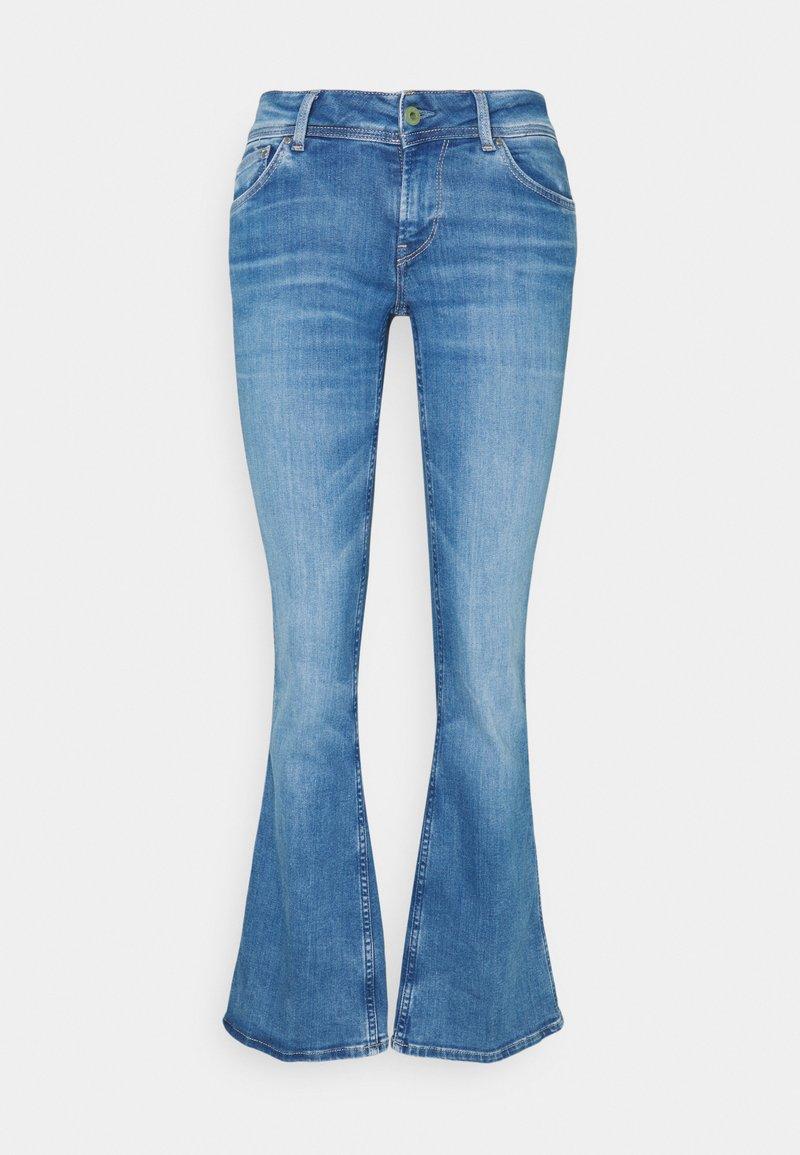 Pepe Jeans - NEW PIMLICO - Flared Jeans - denim