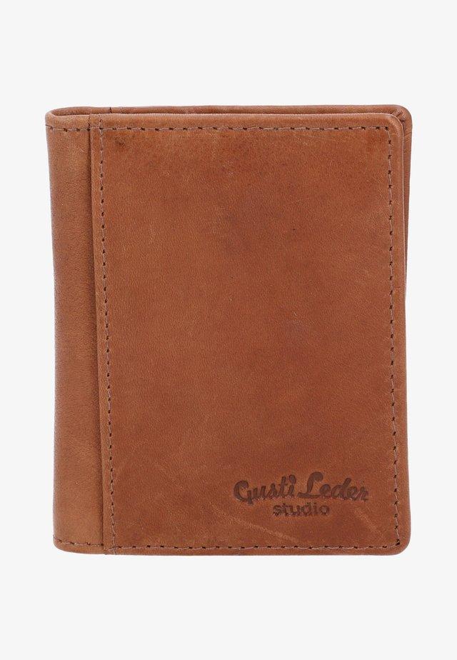Plånbok - hazelnut