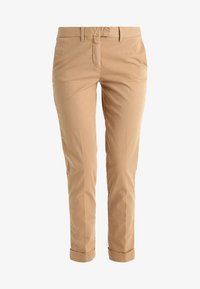 Tommy Hilfiger - MARIN - Chinos - classic camel - 4