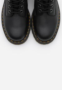 Dr. Martens - 1460 PASCAL BEX - Lace-up ankle boots - black pisa - 4
