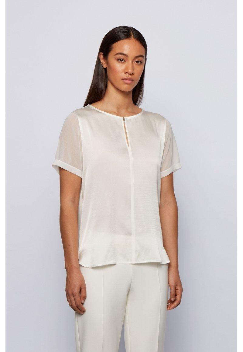 BOSS - Blouse - white