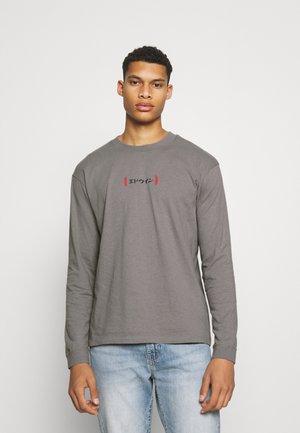 AURORA UNISEX - Pitkähihainen paita - frost grey