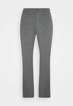 PUNTO MILANO PANT - Spodnie materiałowe - grey