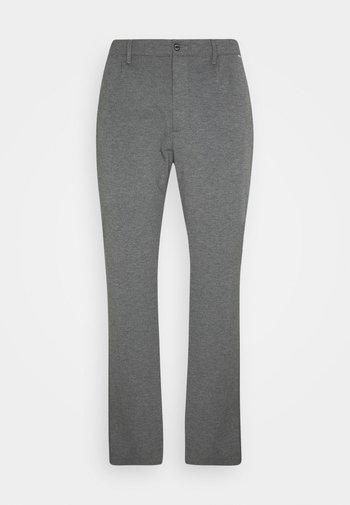 PUNTO MILANO PANT - Kangashousut - grey