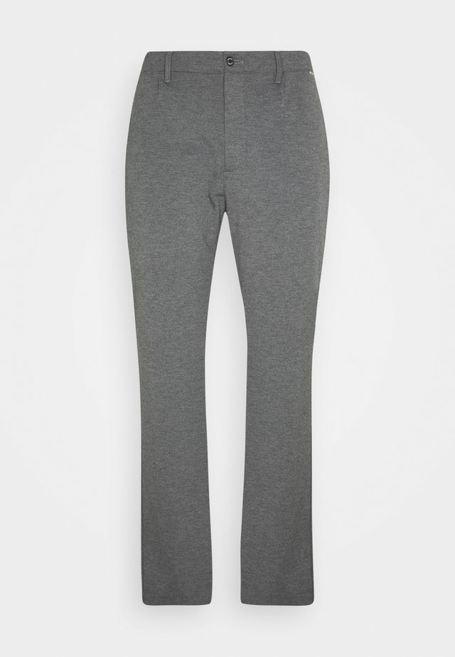 PUNTO MILANO PANT - Trousers - grey