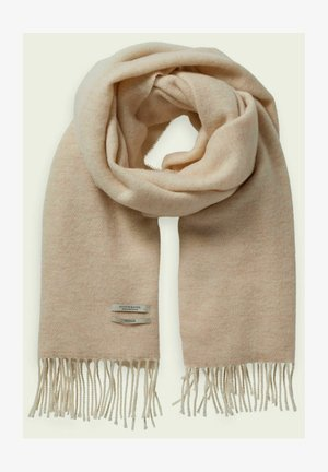 TWO TONED - Scarf - off white melange