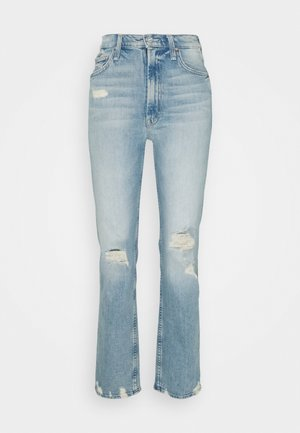 HIGH WAISTED RIDER SKIMP - Straight leg jeans - the confession