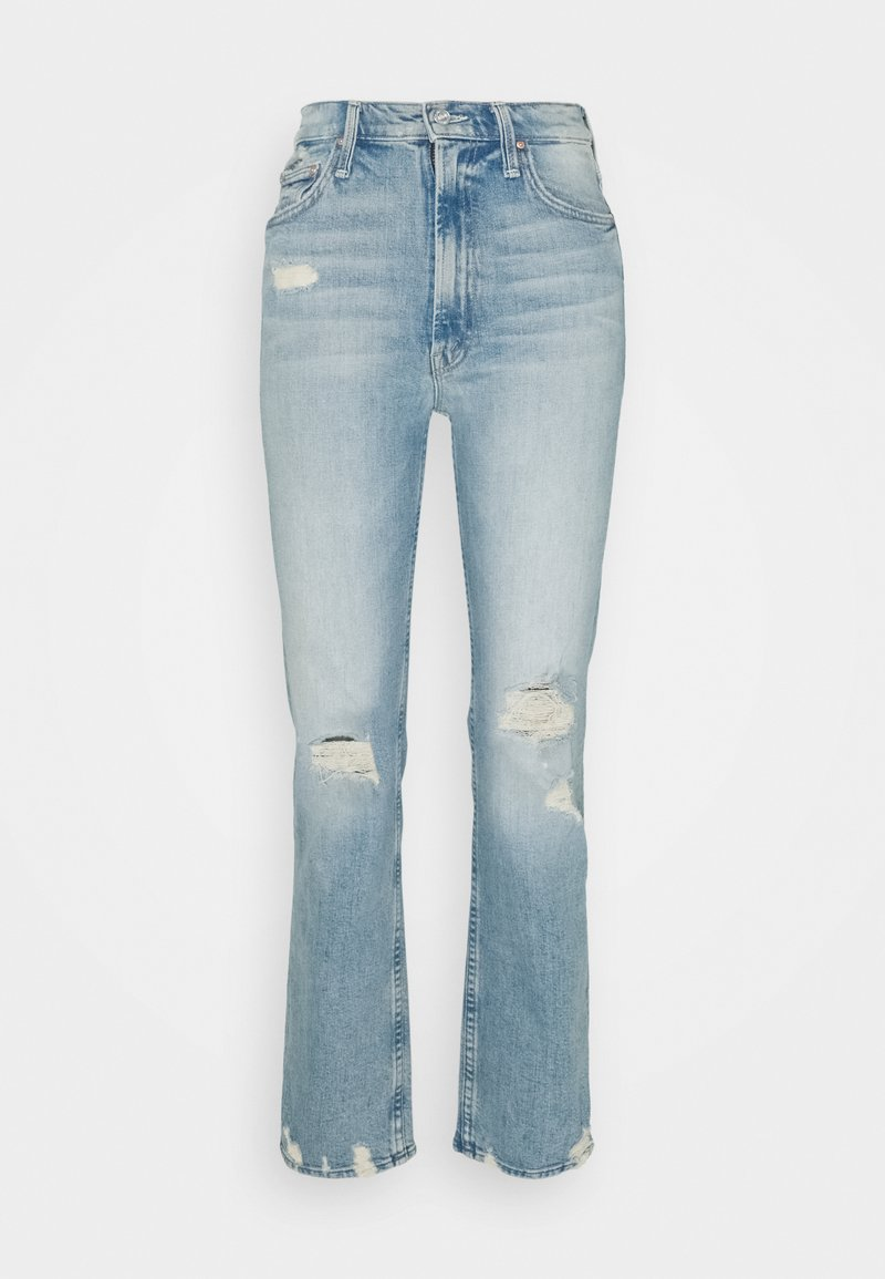 Mother - HIGH WAISTED RIDER SKIMP - Straight leg jeans - the confession