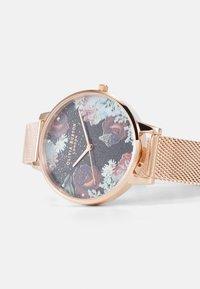 Olivia Burton - WINTER BLOOMS - Watch - roségold-coloured - 3