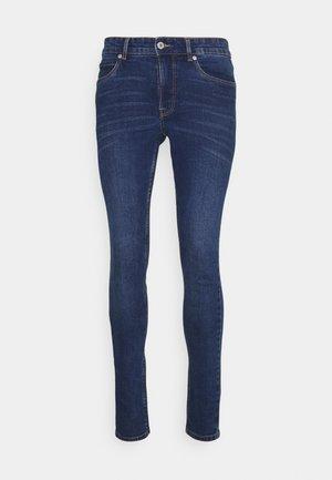 SCOTT - Jeans Skinny Fit - middle blue denim