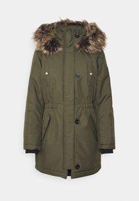 ONLIRIS  - Winter coat - grape leaf