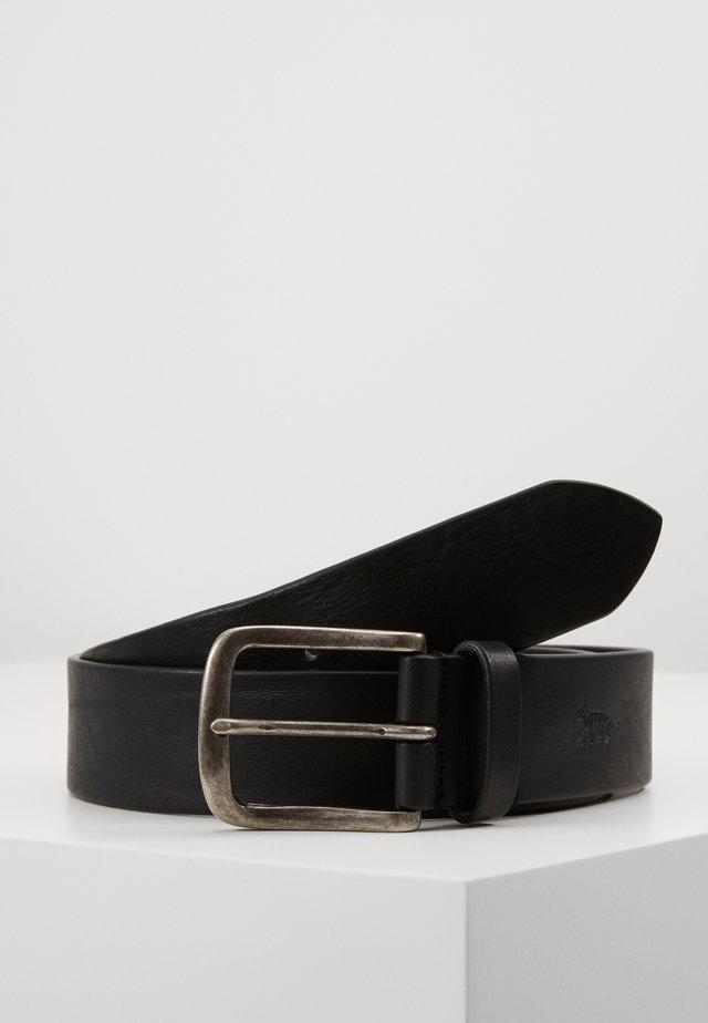 ANTONE - Pásek - black