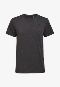 BASE-S - Basic T-shirt - black