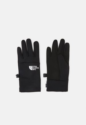 RECYCLED ETIP GLOVE UNISEX - Gloves - black