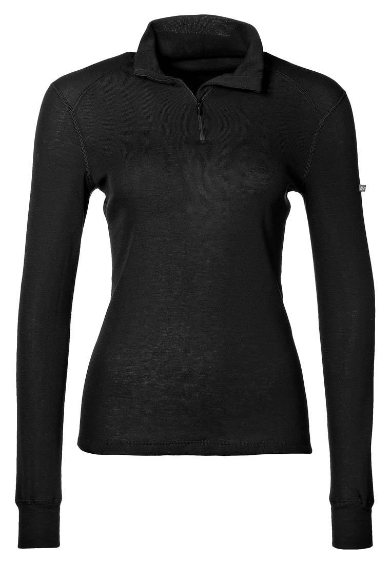 ODLO - WARM - T-shirt sportiva - black