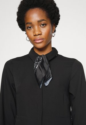 YASPINO MIDI DRESS - Sukienka koszulowa - black