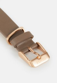 Cluse - TRIOMPHE - Hodinky - rose gold-coloured/soft taupe - 2