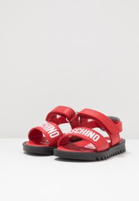 MOSCHINO - Sandals - red - 3