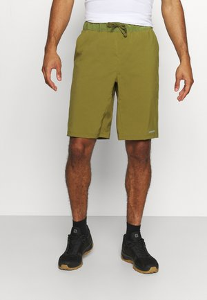 TERREBONNE SHORTS - Shorts - palo green