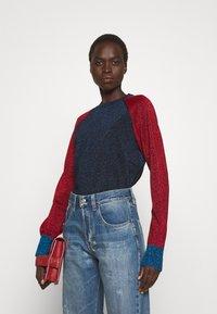 Victoria Beckham - VICTORIA - Straight leg jeans - vintage wash light - 3