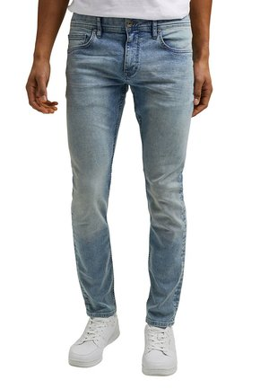 Slim fit jeans - blue light washed