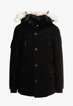 SCAR RIDGE - Winter coat - black