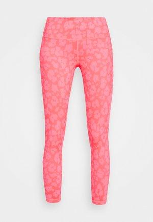 FASH LEGGING - Leggings - pink