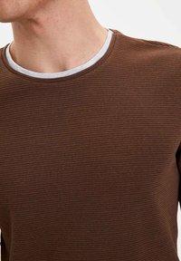 DeFacto - Sweatshirt - brown - 3